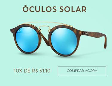 90b52ae5520cb Óculos Solar Ray-Ban