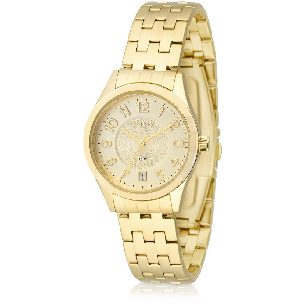 Relógio Technos Feminino Elegance Boutique - fluiartejoias 5f53fa0ce6
