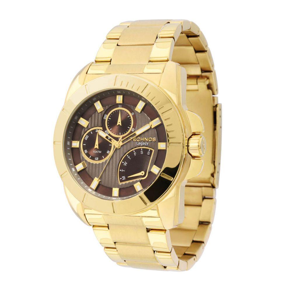 a9f99b64634f3 Relógio Technos Masculino Legacy Multifunção - fluiartejoias