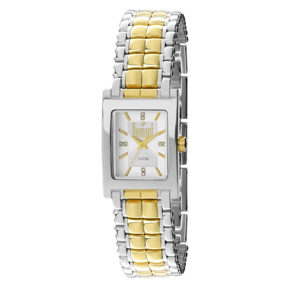 9d662bb8e8e Relógio Dumont Feminino Elements DU2036LSI 5K. Cód  DU2036LSI 5K.  DU2036LSI5K