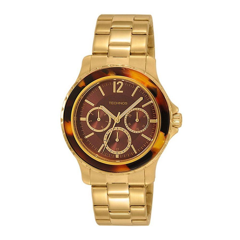 a160b4e3a718a Relógio Technos Feminino Elegance 6P29IH 4M