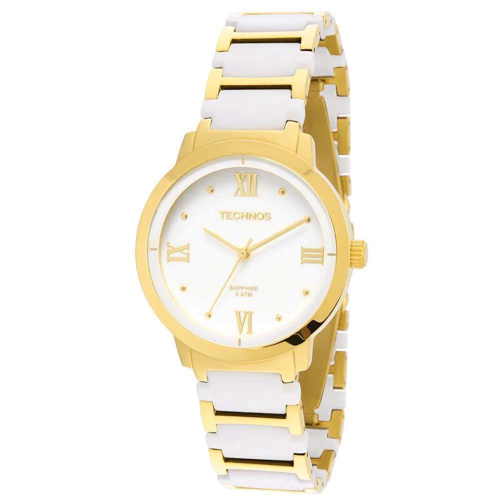 Relógio Technos Feminino Analógico 2035LWG 4B - fluiartejoias 37c0e95263