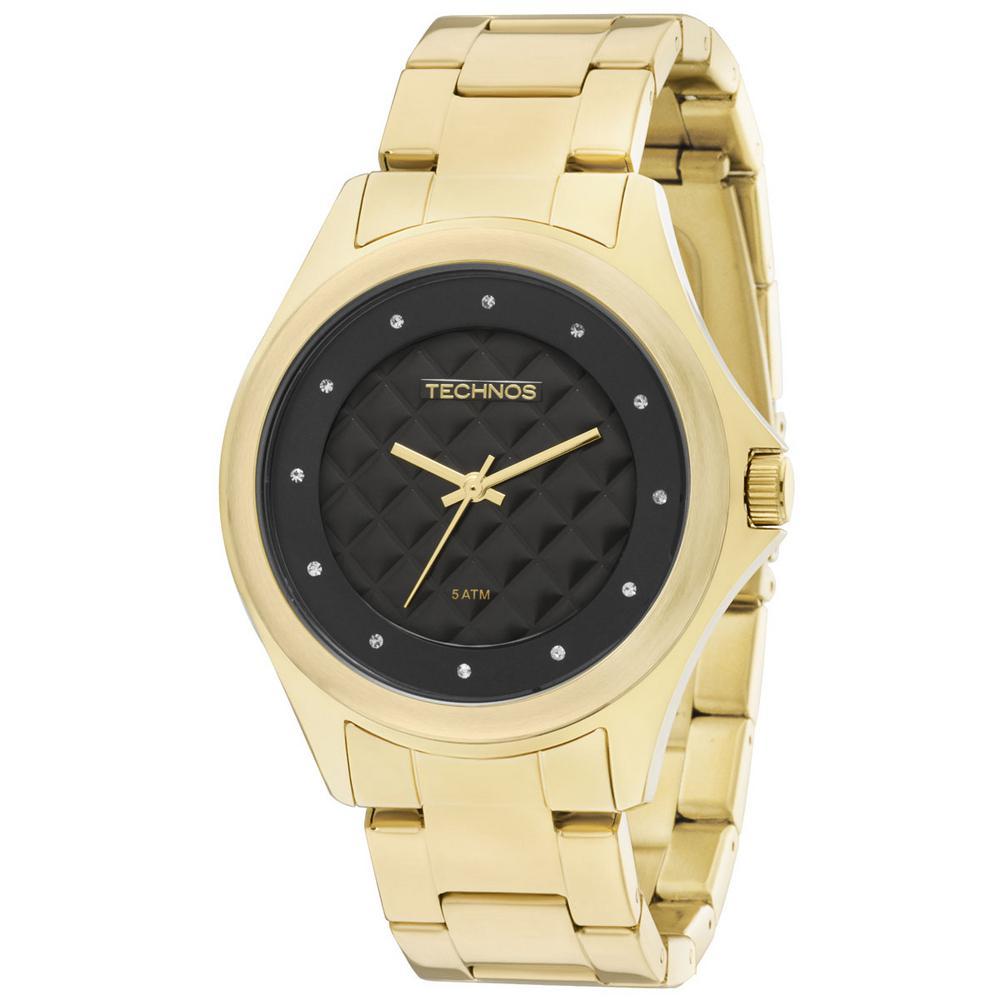 1b04b0f80e490 Relógio Technos Feminino Fashion Trend 2035LXO 4P. Cód  2035LXO 4P.  2035LXO4P