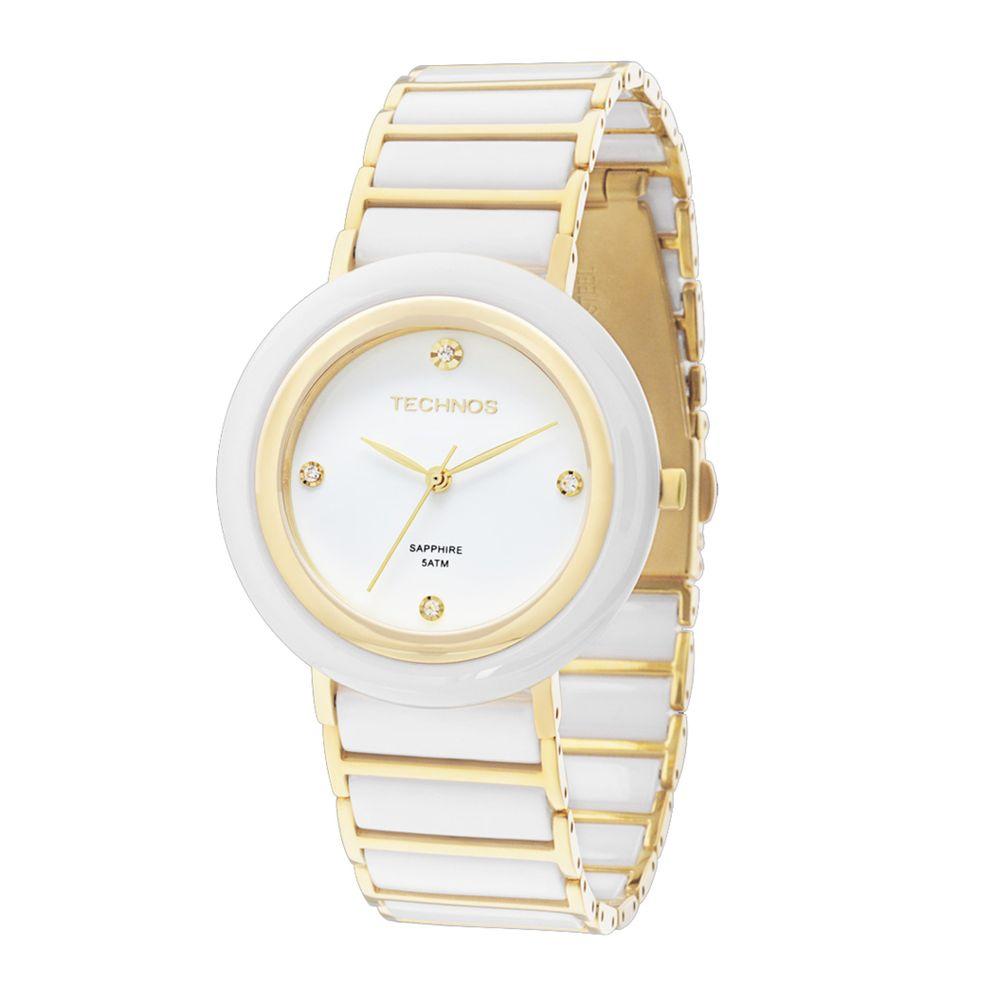 Relógio Technos Feminino Elegance Cerâmica 2036LND 4B - fluiartejoias 0b63b3f287