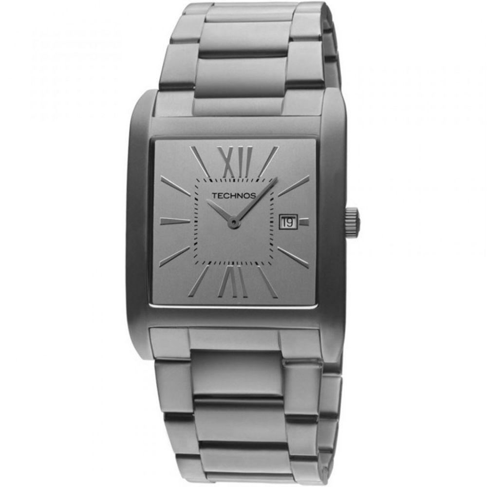 Relógio Technos Masculino Classic Slim GM15AI 1C - fluiartejoias 3fc754e076