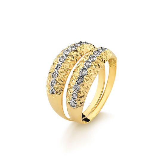 Aparador-em-Ouro-Amarelo-com-10-Pts-de-Diamantes