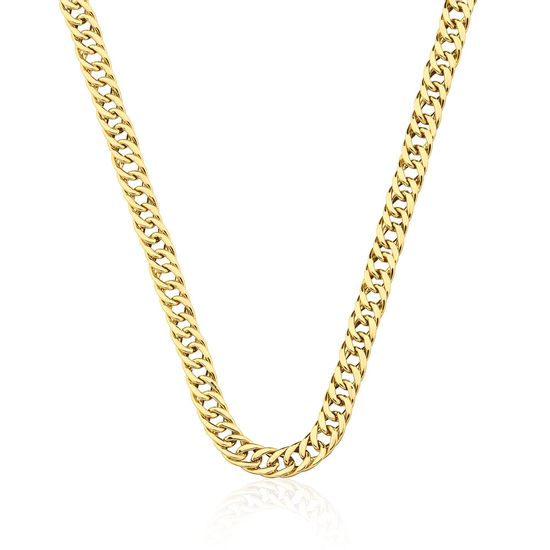 Anel Chapa em Ouro Amarelo Infantil A822 - fluiartejoias 7afbb85b41
