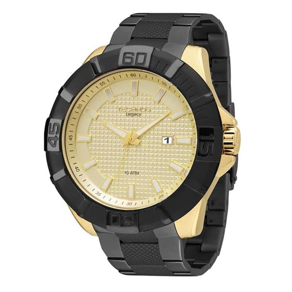 b87189ef3b3 Relógio Technos Masculino Classic Legacy 2315ABX 4X. Cód  2315ABX 4X.  2315ABX4X fluiarte-joias