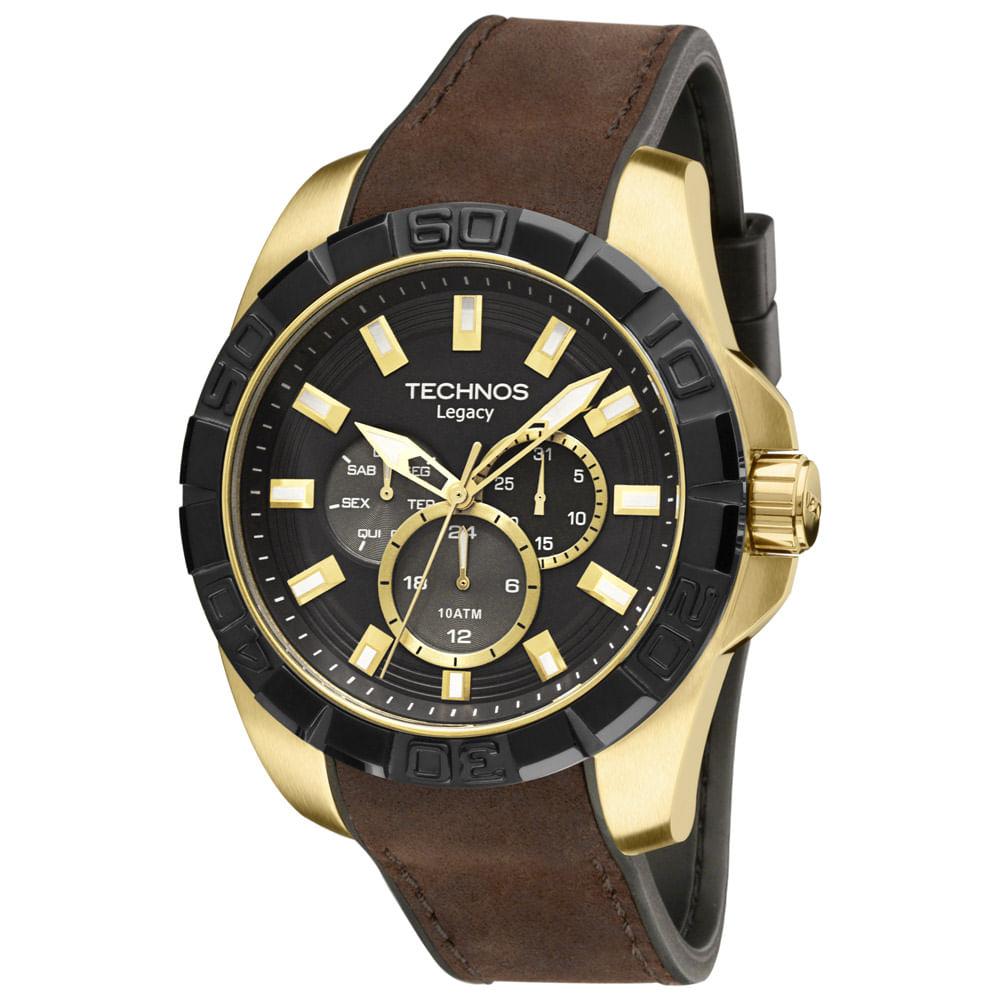 e0aa69fe991 Relógio Technos Legacy 6P29AIL 8D - fluiartejoias