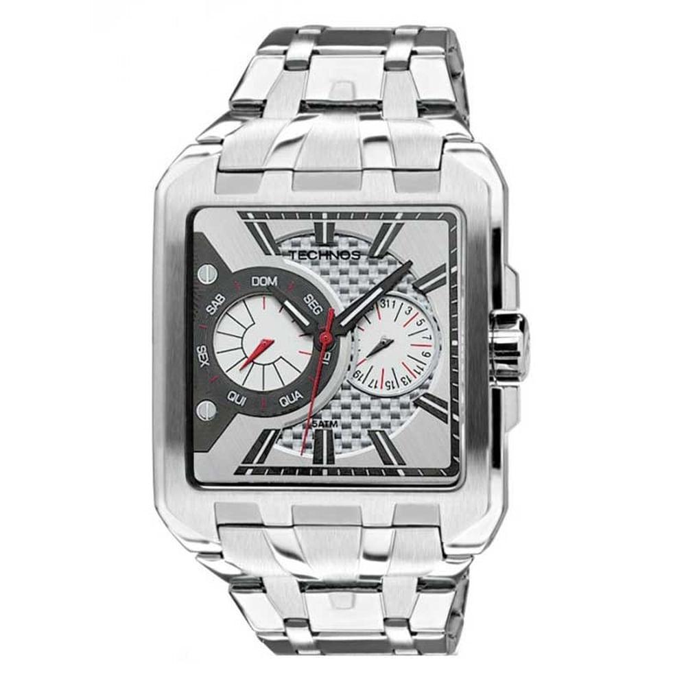 Relógio Technos Performance Ts Carbon 6P25AI 1B - fluiartejoias 07edb321c1
