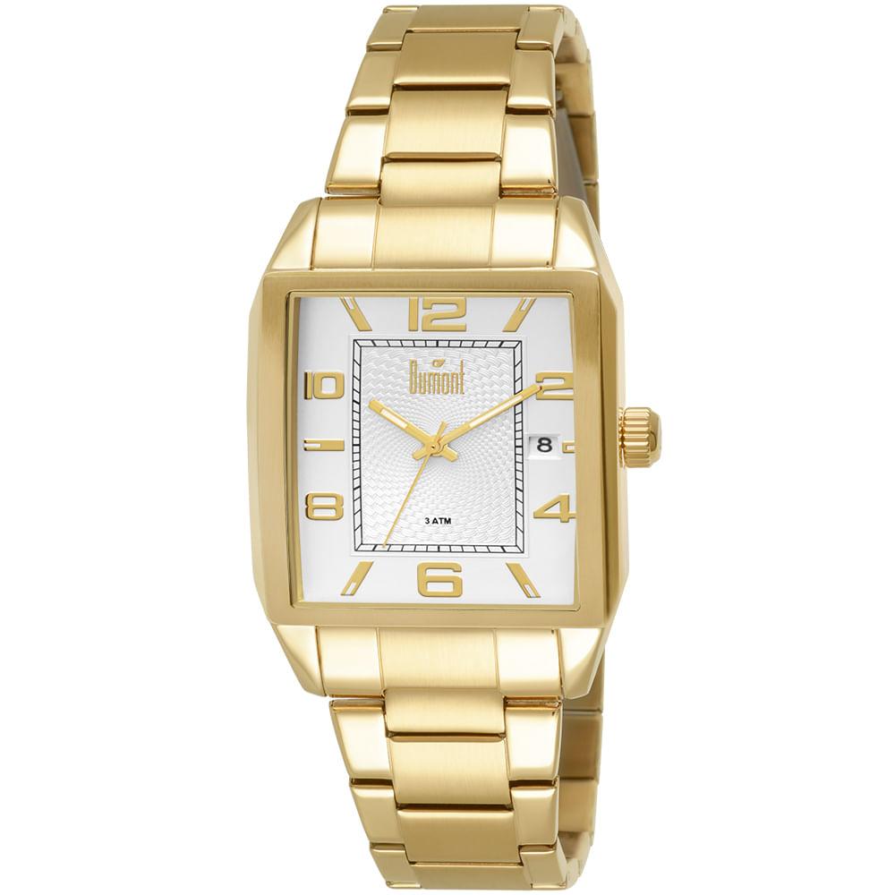 Relógio Masculino Dumont DU2315AF 4X. Cód  DU2315AF 4X.  DU2315AF4X-fluiarte-joias c428af5165