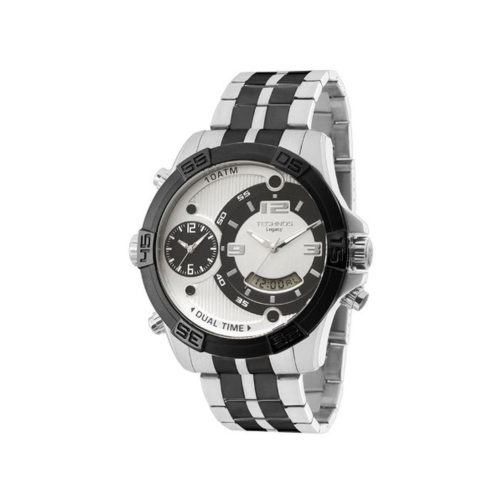 Relógio Technos Masculino Classic Legacy T205FV 1P - fluiartejoias df625a97b3