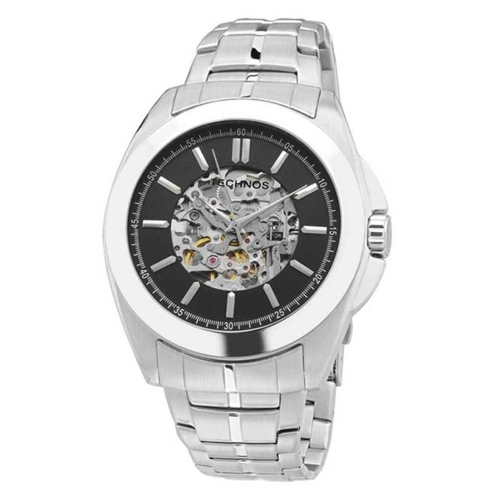 Relógio Technos Masculino Classic Automatic 8N24AD 1P - fluiartejoias 5c7c03d80d