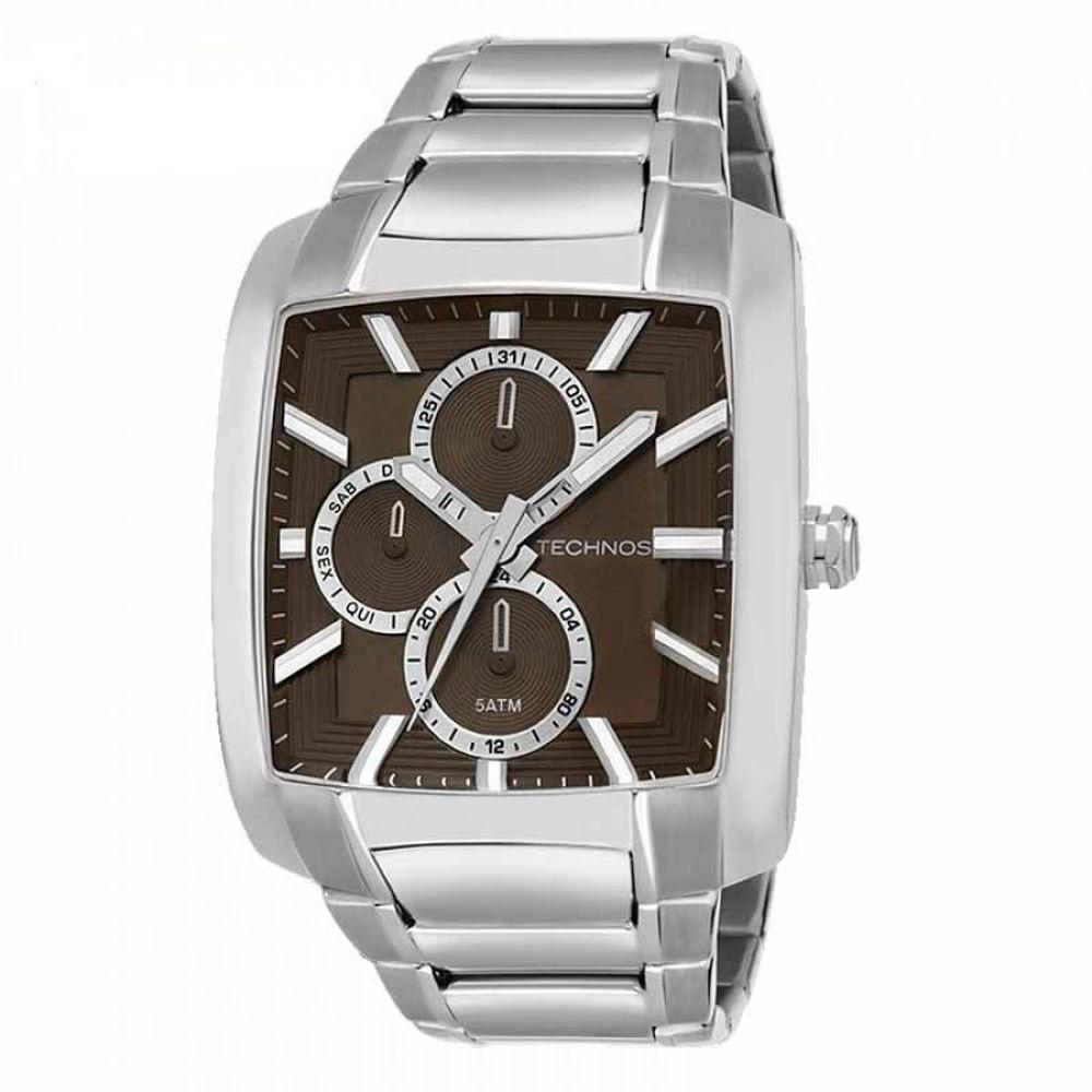 55559180f88 Relógio Technos Legacy Masculino 6P27CX 1M. Cód  6P27CX 1M.  6p27cx-1m-fluiarte-joias