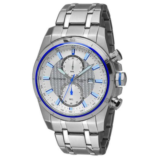 os11am1k 1-fluiarte-joias Relógio Technos Masculino Performance Sports  Carbon ... f0908f73bb