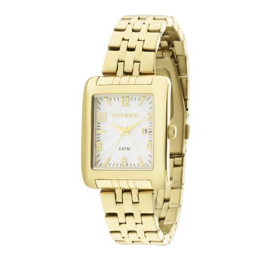 d96aeabfe01f2 Relógio Technos Feminino Elegance Crystal 6P29AGF 4X - fluiartejoias