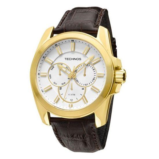 Relógio Technos Masculino Classic Grandtech 6P29AET 2K - fluiartejoias 5d4c3eae74