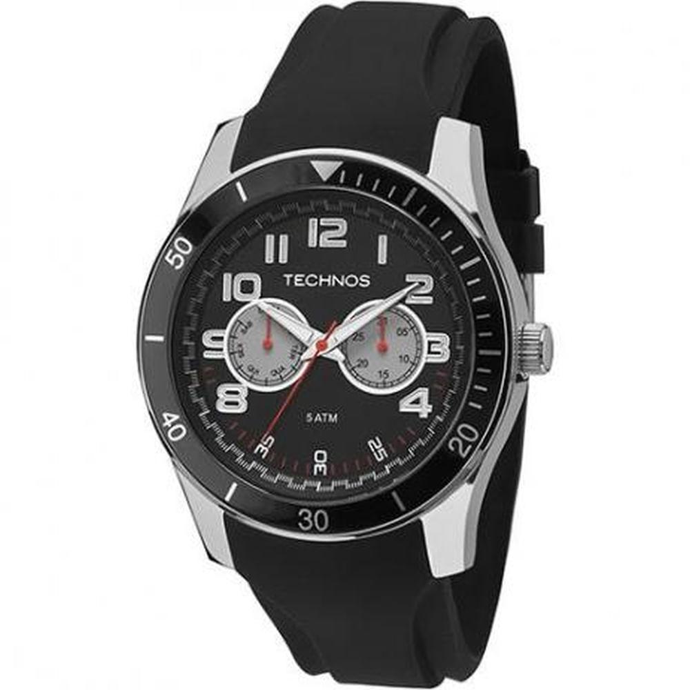 Relógio Technos Masculino Performance Racer 6P25BC 8P - fluiartejoias c7747b842a