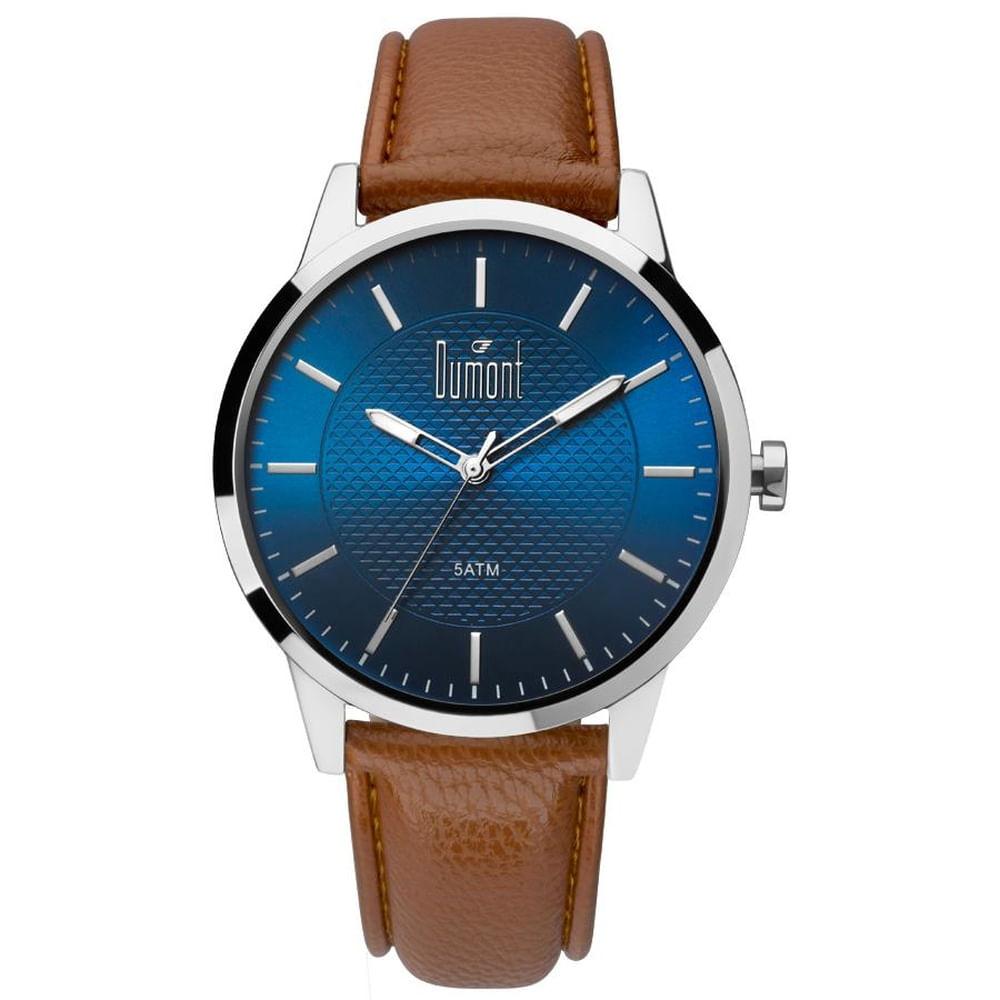 Relógio Dumont Masculino Berlim DU2035LVJ 3A. Cód  DU2035LVJ 3A.  du2035lvj 3a-fluiarte-joias 9916708ac8
