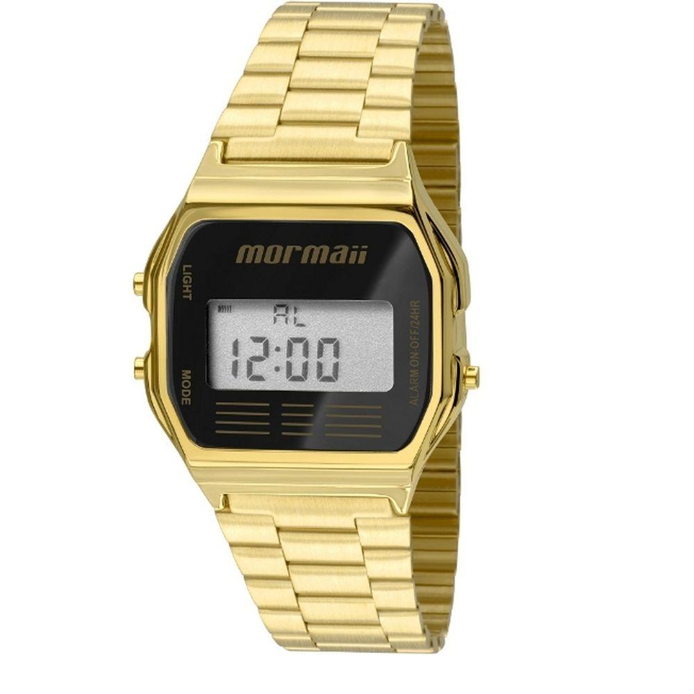 90baf2d96b34a Relógio Mormaii Feminino MOJH02AB 4P - fluiartejoias