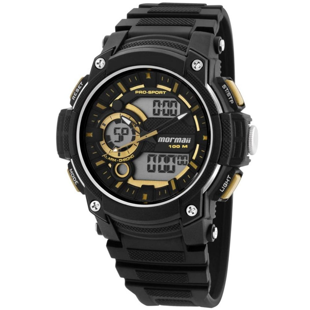 Relógio Mormaii Masculino MO13610F 8D - fluiartejoias aa2d2639c7