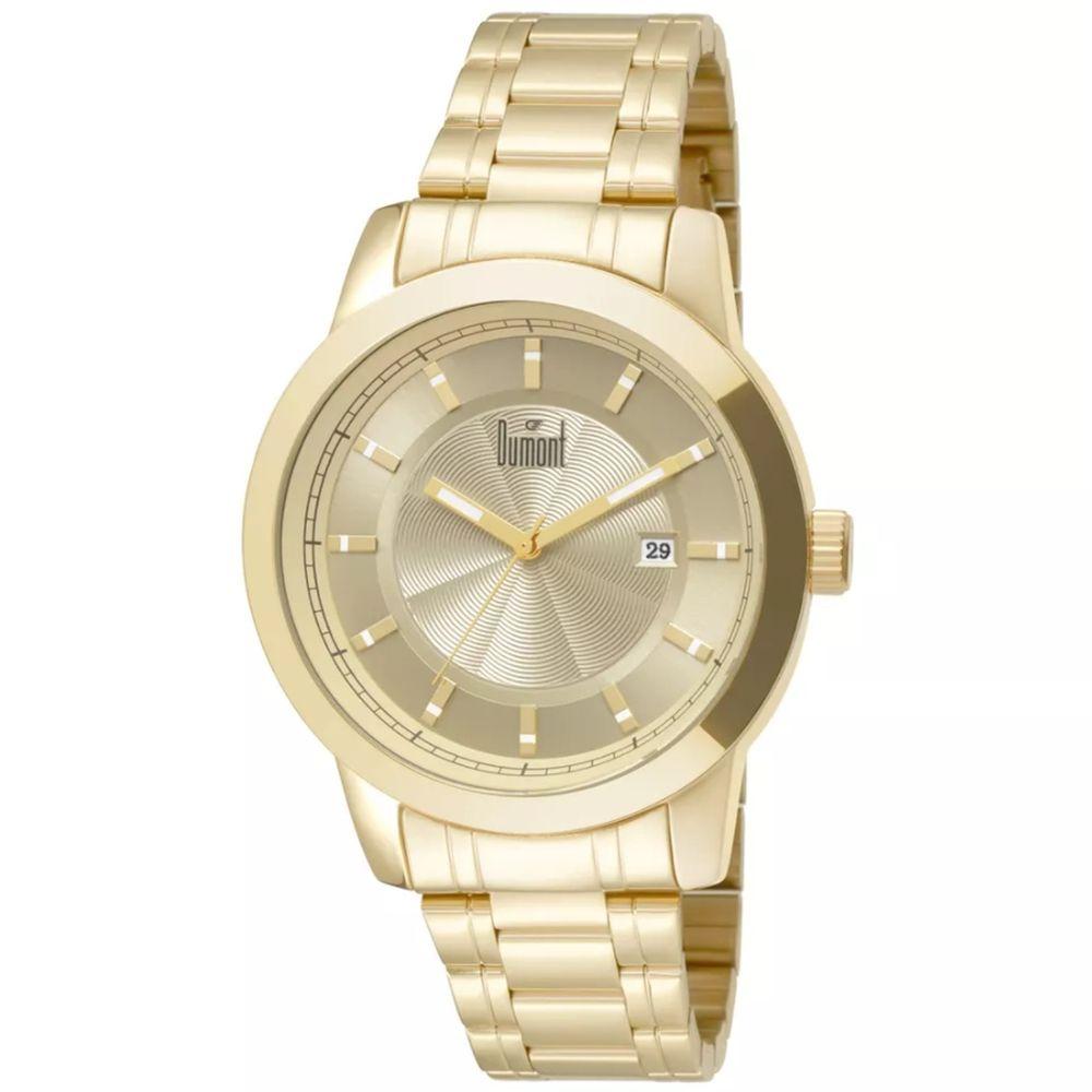 8c4358d8379d3 Relógio Dumont Berlim DU2315BA 4D - fluiartejoias