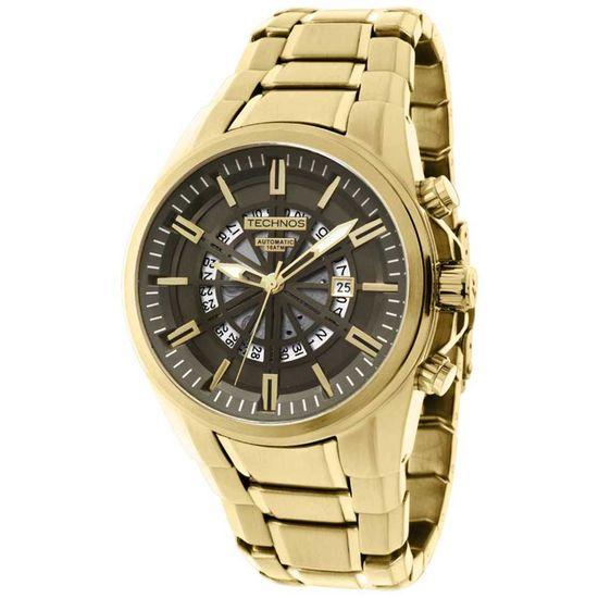Relógio Technos Masculino Automático TSVS75AB 1C - fluiartejoias 5e9c593887