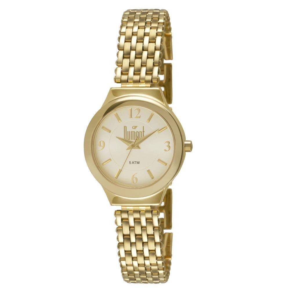 Relógio Dumont Feminino DU2035LNV 4D - fluiartejoias c3b41e2431