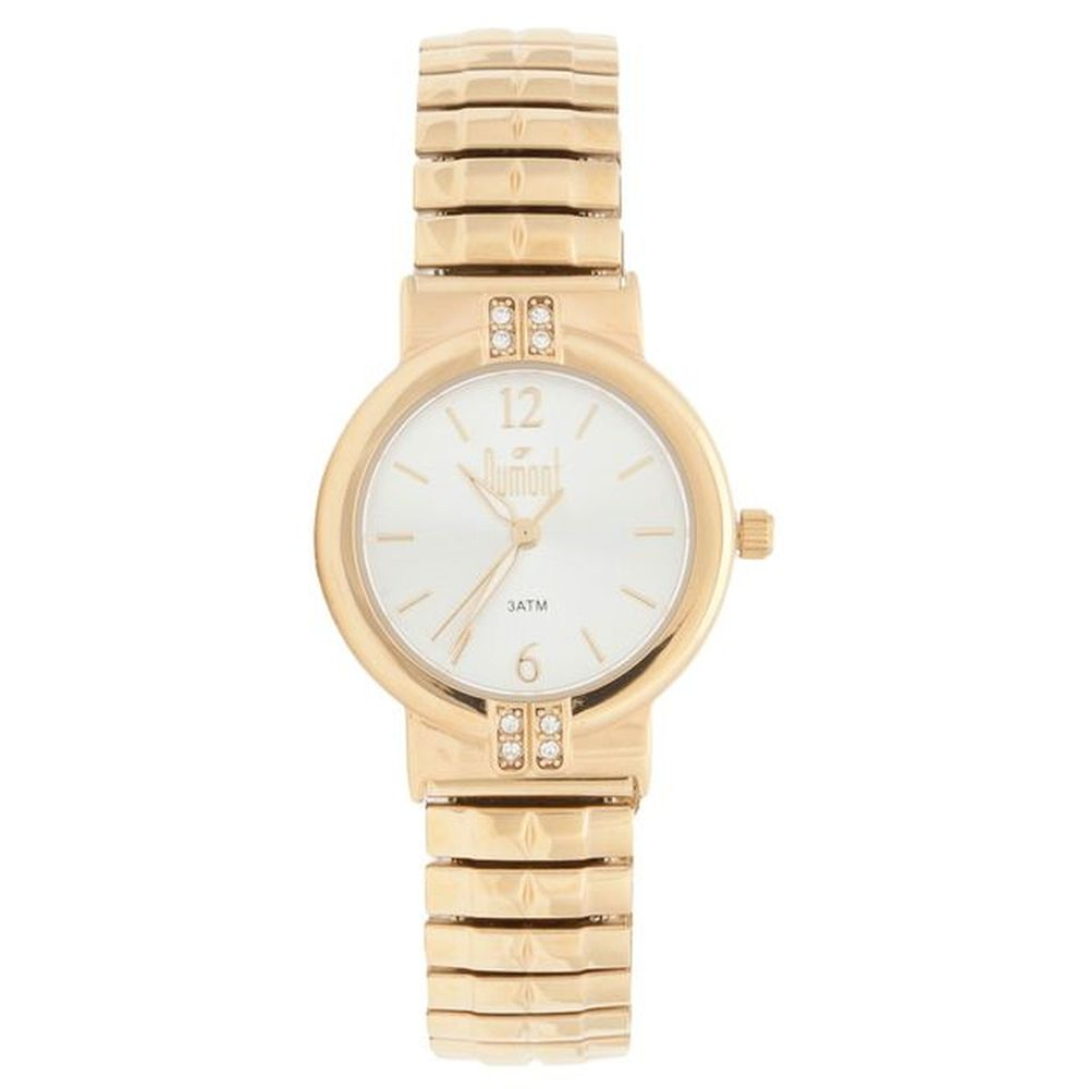 adfa857686cf9 Relógio Dumont Feminino Elements DU2035LQO 4D - fluiartejoias