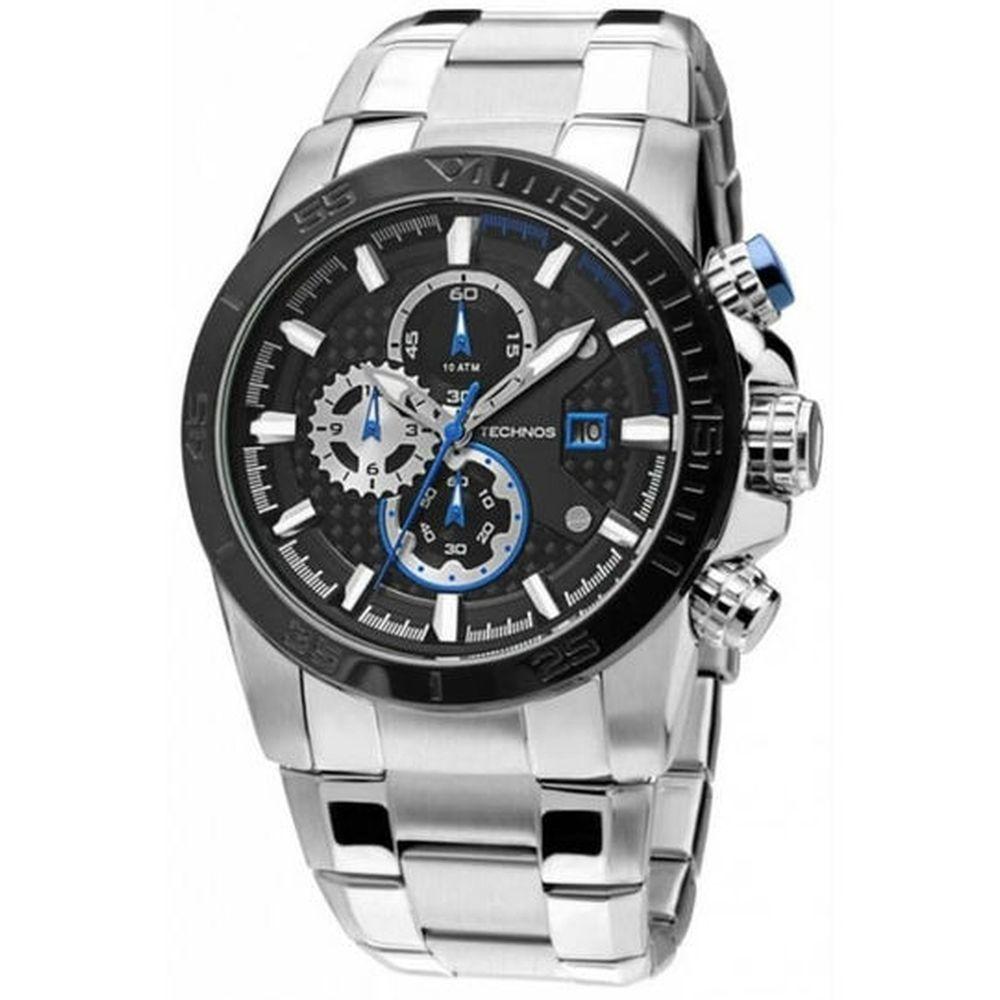 Relógio Technos Masculino Performance TS Carbon OS1AAM 1P - fluiartejoias 789264fe7d