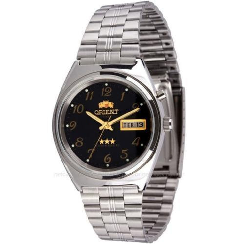 1a6bec377fd Relógio Orient Masculino Automatic 469WB1A P2SX. Cód  469WB1A P2SX.  469WB1A-P2SX-fluiarte-joias