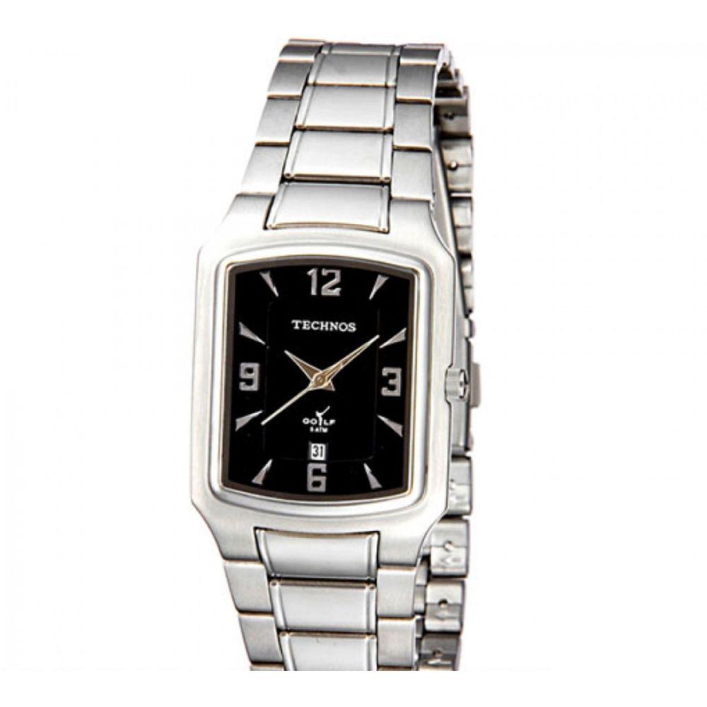 7c1e4fe9a33 Relógio Masculino Technos Classic Golf 1N12AA 1P - fluiartejoias