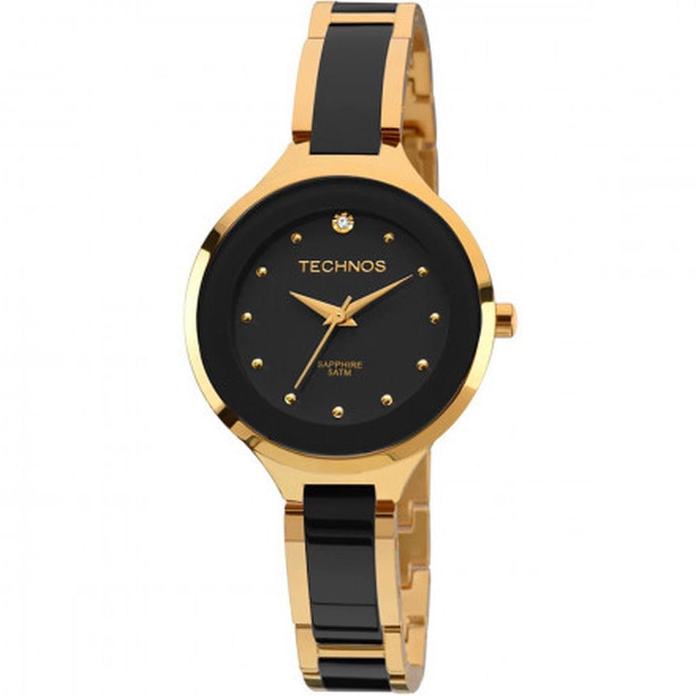 253608cae4d6e Relógio Technos Feminino Elegance Ceramic 2035LYW 4P - fluiartejoias