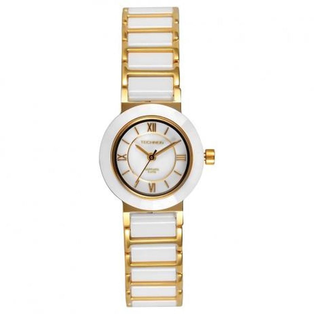 ddaed4d076eb0 Relógio Technos Feminino Elegance Ceramic Sapphira 2035LWE 4B -  fluiartejoias