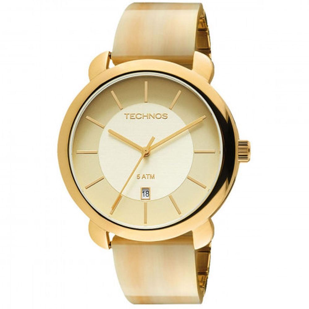 Relógio Technos Feminino 2115UP 4X - fluiartejoias 2af6e245f7