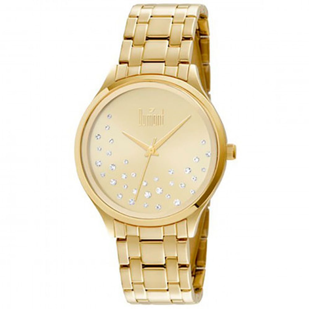 2b378fd55dc67 Relógio Dumont Feminino DU2036LST 4X - fluiartejoias