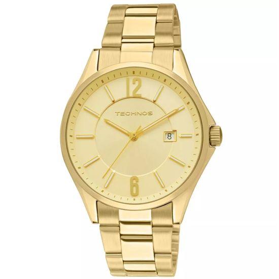 Relógio Technos Steel Masculino Analógico 2115TF 4X - fluiartejoias 3c6fd4da2a