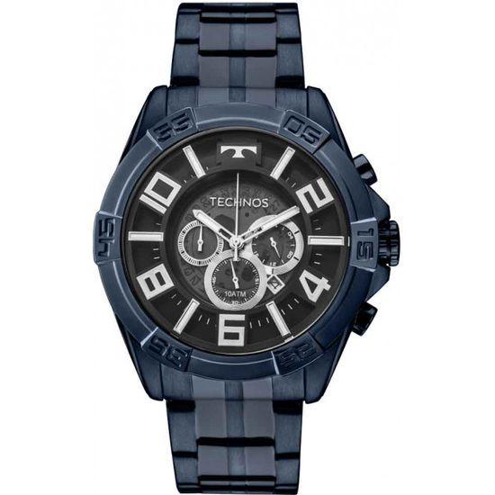 9c79b75035780 Relógio Dumont Masculino DU2115BN 3K - fluiartejoias
