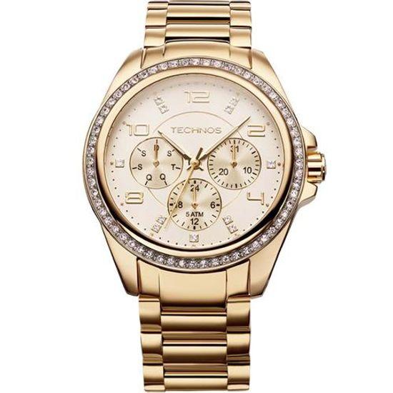 Relógio Technos Analógico Casual 6P29JF 4X - fluiartejoias add4c806d3