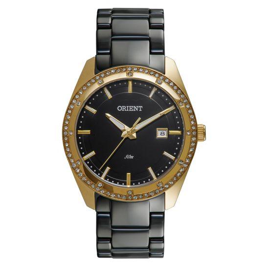 94998dd2dd539 Relógio Orient Eternal Cerâmica FTSK1001 P1PX - fluiartejoias