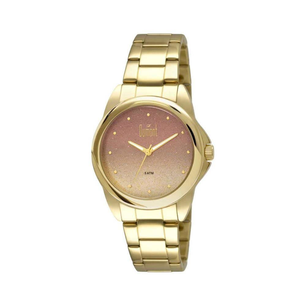 3e551fe42fed5 Relógio Dumont Feminino DU2035LNU 4D - fluiartejoias