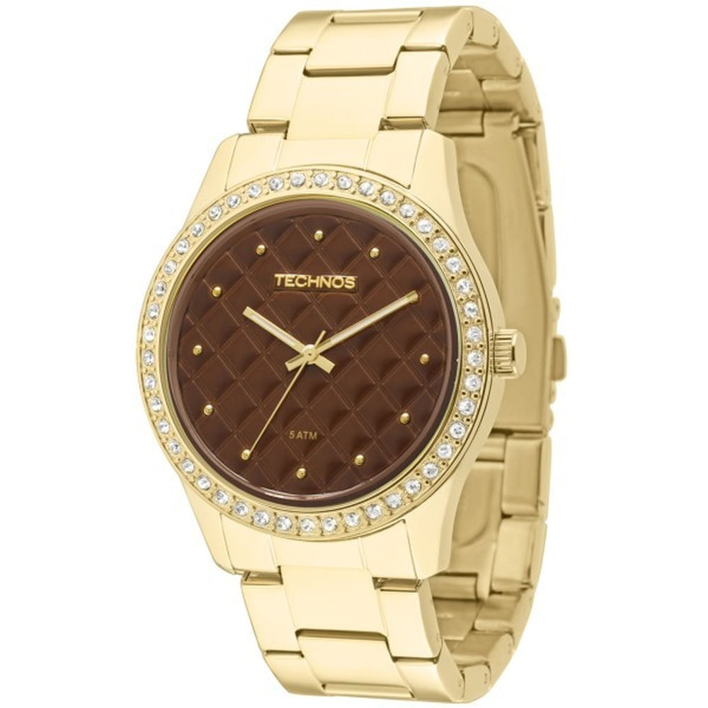 6c0ef2371be2f Relógio Technos Feminino Fashion Trend 2035LXS 4M. Cód  2035LXS 4M.  2035lxs4m fluiarte joias. 2035lxs4m fluiarte joias