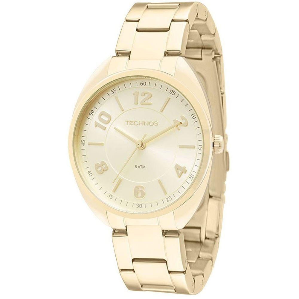 Relógio Technos Feminino 2035MCF 4X - fluiartejoias c0a87053b1