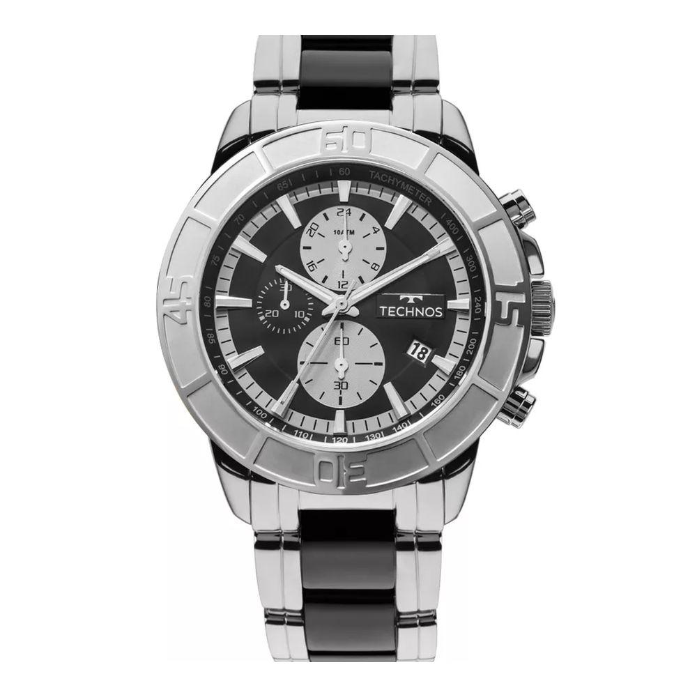 91fc50d2b619a Relógio Technos Ceramic JS15EU 1P - fluiartejoias