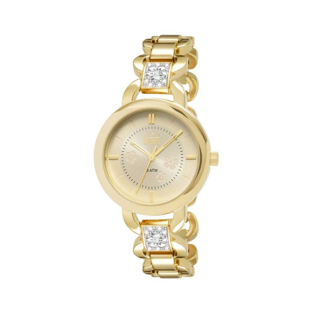 67211ed650376 Relógio Dumont Splendore Feminino DU2035LQH 4D - fluiartejoias