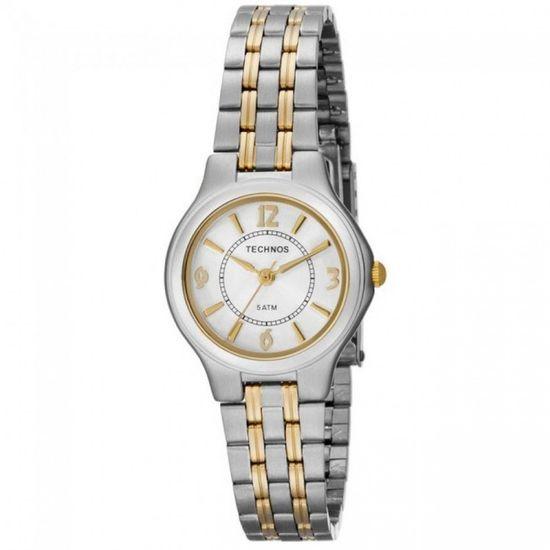 Relógio Technos Feminino Classic Steel 2035WQ 5K - fluiartejoias 513180a996