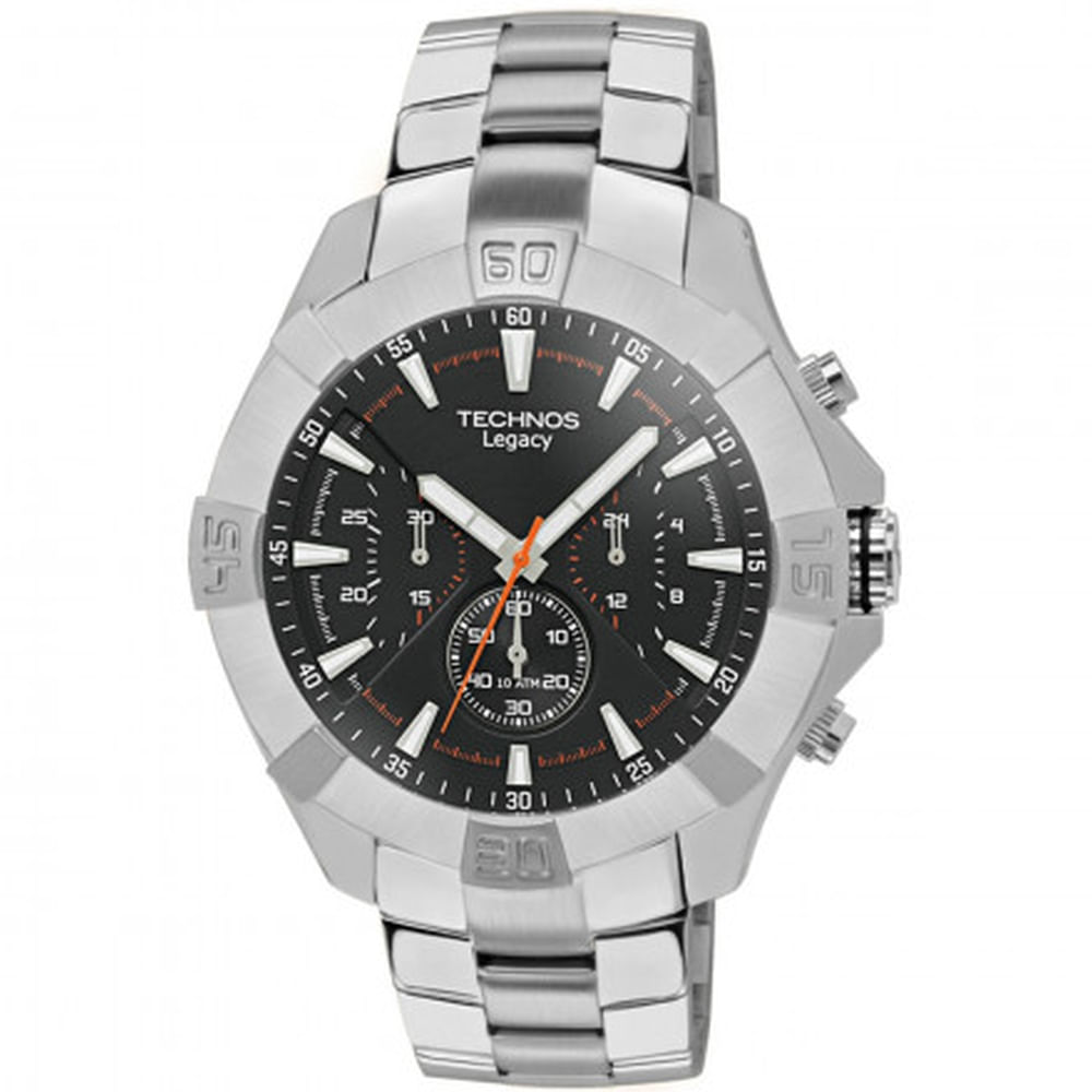 439a130e5fa44 Relógio Technos Masculino Classic Legacy JS20AG 1P - fluiartejoias
