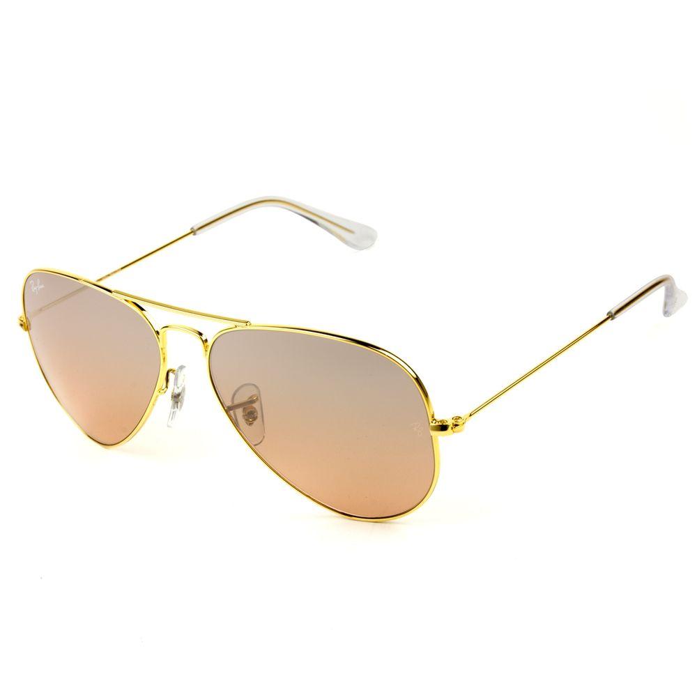 0a92dddb63ba6 Óculos Solar Ray Ban RB3025L 001 3E 55 - fluiartejoias