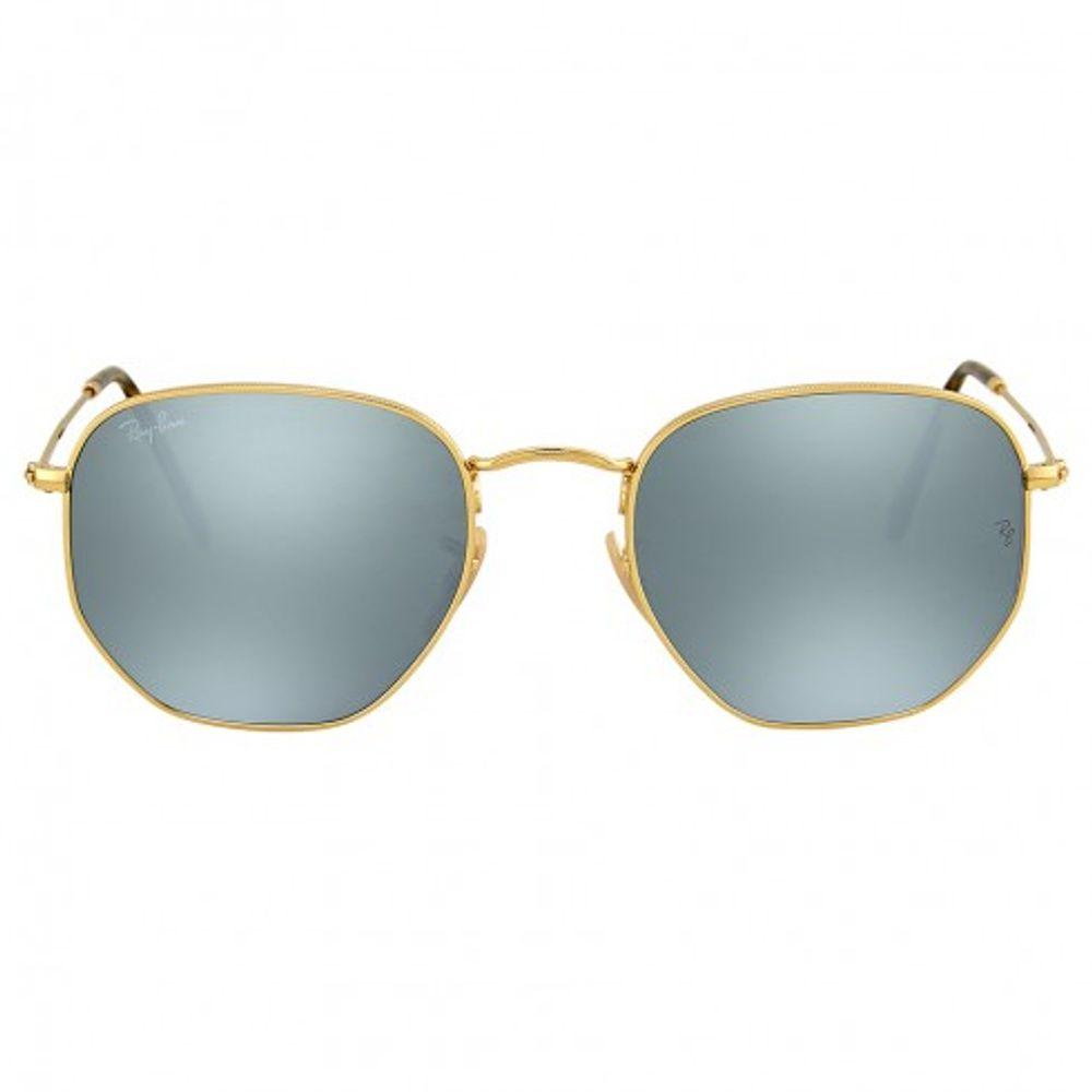 97c17b44a ray-ban-hexagonal-flat-silver-flash-sunglasses-rb3548nf_001-
