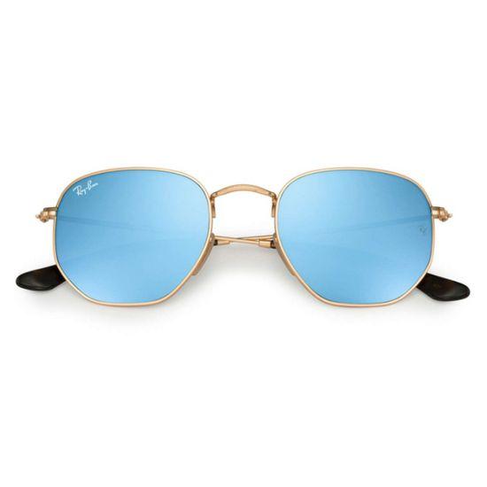 Óculos Solar Ray Ban RB3588 9054 8G 55 - fluiartejoias 917f9179d4